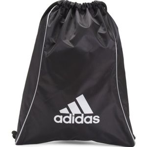 NWT ADIDAS Block II Sackpack Drawstring Gym Bag